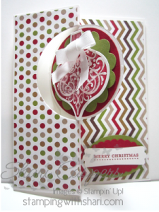Ornament Keepsakes stamp set