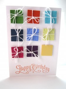 stampin' up! perfectly penned stamp set
