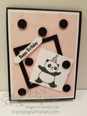 party panda stampin up