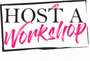 host a stampin' up! workshop