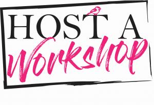 host a stampin' up! workshop