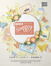 stampin' Up! occasions catalog 2019