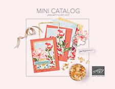 2021 Stampin' Up! mini catalog