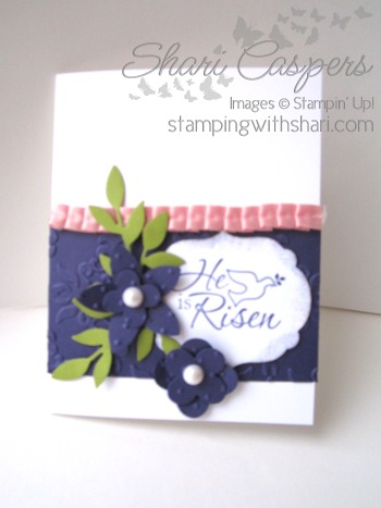 Stampin' Up! Easter Dove stamp set